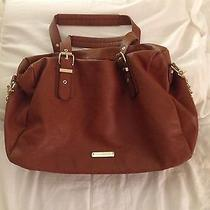 Steve Madden Cognac Purse Photo