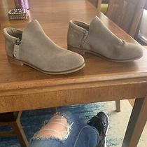 Steve Madden Connr 6.5 Tan Beige Bootie Boot Suede Photo