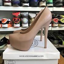 Steve Madden Dejavu Heels in Blush Stilettos Platform Photo