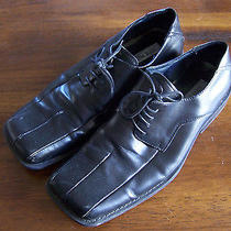 Steve Madden Dress Casual Shoes Size 10 Nice Leather Photo