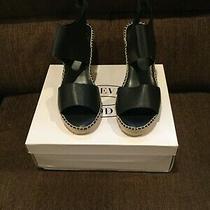 Steve Madden Edaya Black Sandals 10m Photo