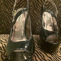 Steve Madden High Heel Platform Womens Shoes Photo