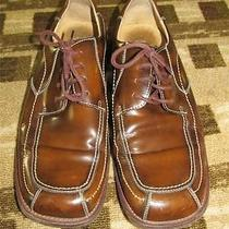 Steve Madden Hilton Leather Casual/dress Shoes Sz 10.5 Gently Worn Photo
