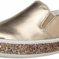 Steve Madden Kids' Jgloree Sneaker Rose Gold Size 4.0 Ecxs Photo