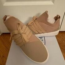 Steve Madden Lancer Fashion Sneaker  Blush Fabric New Size 6 Photo