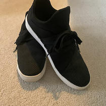 Steve Madden Lancer Sneakers Black  Size 10m Photo
