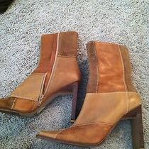 Steve Madden Leather Boots Photo