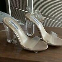Steve Madden Lucite Pumps Photo