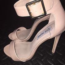 Steve Madden Marlene Blush Sandals Size 6 Photo