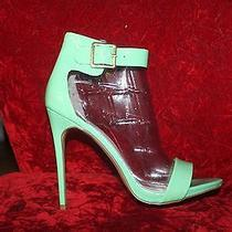 Steve Madden Marlenee Sandal Mint Green Us 10 Sexy  Photo
