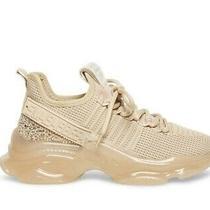 Steve Madden/ Maxima Blush Multi /rhinestone Sneakers Photo