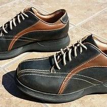Steve Madden Maximus Casual Oxfords Athletic Walking Leather Shoes Men's 7.5 Photo