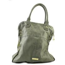 Steve Madden Maxxy Satchel Women Gray Tote W/out Tags Photo