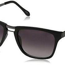 Steve Madden Men''s S3135 Mox Wayfarer Sunglasses Matte Black 60 Mm Photo