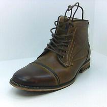 Steve Madden Men's Shoes Rrywez Oxfords & Dress Shoes Tan Size 9.0 Photo