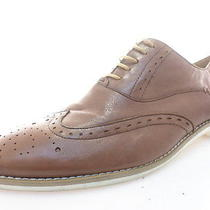 Steve Madden Mens P-Bolts Leather Oxford Shoe Size11 Photo