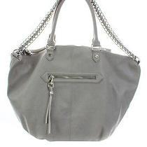 Steve Madden New Grey Bubble Tote Bag Osfa 108 Dbfl Photo
