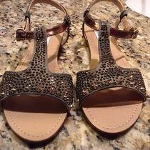 Steve Madden Nickiee Camouflage Studs Sandals Photo
