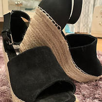 Steve Madden Platform Sandals Size 8 Photo