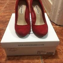 Steve Madden Pump Suede Photo