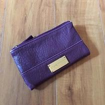 Steve Madden Purple Wallet  Photo