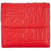 Steve Madden Quick Logo Wallet / Red / Nwt Photo