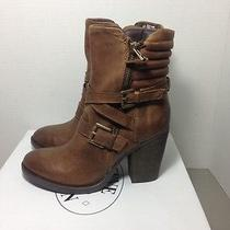 Steve Madden Raleighh Cognac Women's Size 6 Photo