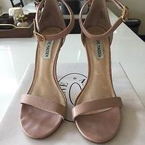 Steve Madden Real Love Blush Strappy Heels Size 8 Photo