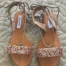 Steve Madden Sandals Size 9 Brand New With Sequins Photo