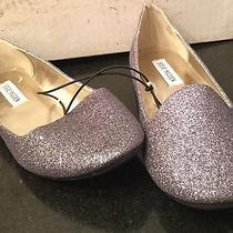 Steve Madden Sparkling Spring Shoes Slip on Flat Wedding Shoe Women's Size 7.5 Photo