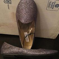 Steve Madden Sparkling Spring Shoes Slip on Flat Wedding Shoe Women's Size 8 Photo