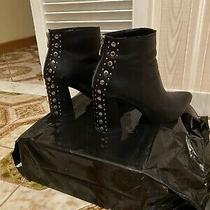 Steve Madden Studded Booties Size 8 Photo