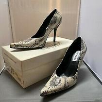 Steve Madden Tarrah Natural Python 8.5 Photo