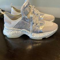 Steve Madden Wedge Dad Sneakers 8.5 Photo