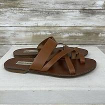 Steve Madden Womens Ambler Sandals Brown Sz 9.5m Photo