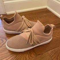 Steve Madden Womens Blush Lancer Sneaker Shoes Sz 6m Eur 38 Photo