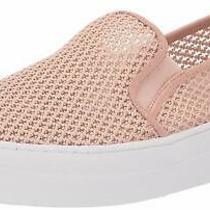 Steve Madden Women's Gills-M Sneaker Blush Size 7.5 Vied Photo
