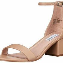 Steve Madden Women's Irenee Heeled Sandal Blush 5.5 Photo