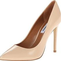 Steve Madden Women's Proto Classic Pointed Toe Heels Blush Leather Size 8.5 Photo