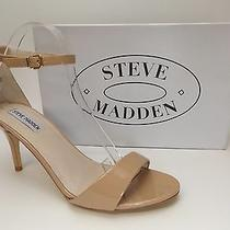Steve Madden Women's Sillly Blush Pat Pumps Shoes Size 10.0 M New Display  D2113 Photo