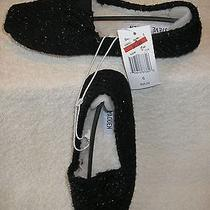 Steve Madden Women's Slippers New With Tag Black Size 6 Photo