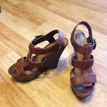 Steve Madden Women's Wanting Wedge Heel Pump Sandal Size 10 M Photo