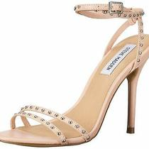 Steve Madden Women's Wish Dress Sandal Blush Leather Size 7.0 K1js Photo
