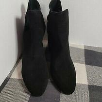 Steve Madden Womens Black Booties Size 7 (Sb1168) Photo