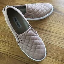 Steve Madden Womens Ecentrcq Blush Fashion Sneaker Size 6.5 Orig 60 Photo