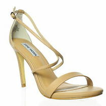 Steve Madden Womens Feliz Natural Sandals Size 8.5 (1405651) Photo