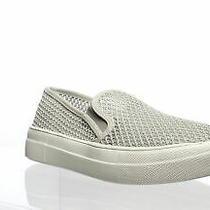 Steve Madden Womens Gills Grey Fashion Sneaker Size 6 (695924) Photo