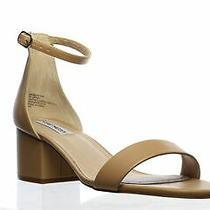 Steve Madden Womens Irenee Blush Ankle Strap Heels Size 10 (Wide) (883646) Photo