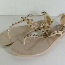 Steve Madden Womens Jelybely Thong Sandal Shoes Blush Us 9 Photo
