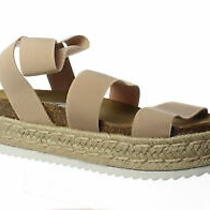 Steve Madden Womens Kimmie Blush Espadrilles Size 9 (1357296) Photo